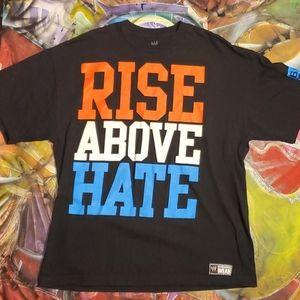"COPY - JOHN CENA ""RISE ABOVE HATE"" UNISEX T-SHIRT"